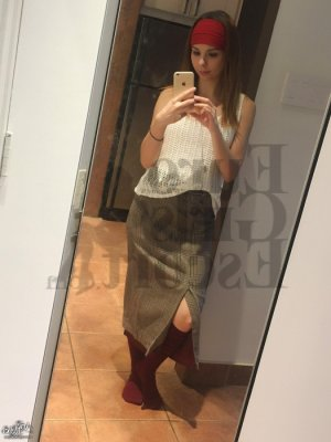 Anne-sophie nuru massage in Georgetown, call girls